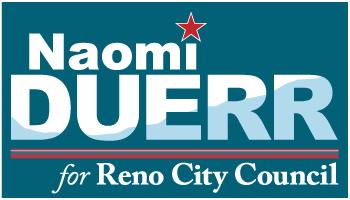 Vote Naomi Duerr